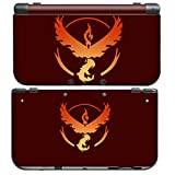 POKEMON TEAM VALOR for New Nintendo 3DS Skin New3DS N3DS Decal Sticker Vinyl Cover + Screen Protectors