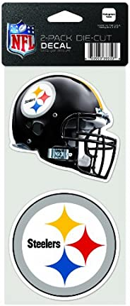 NFL Pittsburgh Steelers Die Cut Decal