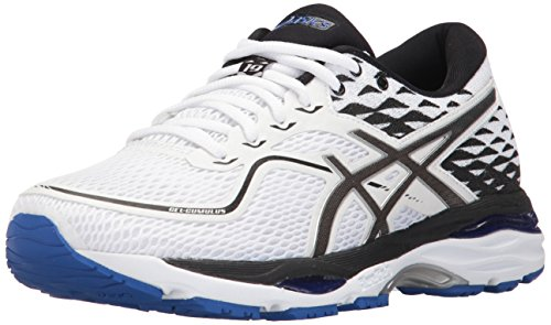Shoes Cumulus® 19 Gel Asics Black Blue White Purple Womens 4qIwxT