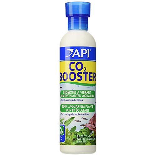 API Co2 Booster Freshwater Aquarium Plant Treatment 8 oz Bottle