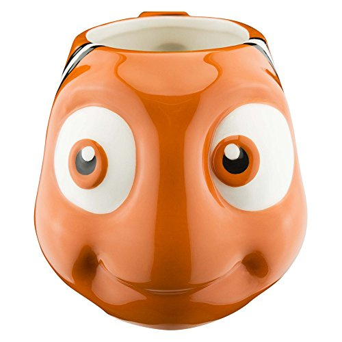 Finding Nemo Collectibles (Zak Designs Finding Dory Sculpted Ceramic Coffee Cup, Finding Dory)