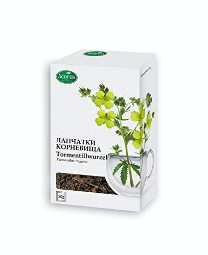 Raíz de turba 50 g (lat. Tormentillae rhizoma) Lapchatka ааоооооооора - Producto de