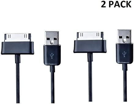 "6.5ft USB Data Charger Cable For Samsung Galaxy Tab Tablet 2 3 7/"" 7.7 8.9 10.1"