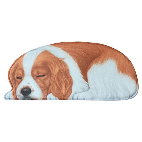 3d Dog Carpet Creative Carpet Mat Anti-slip Mat For Living Room Kitchen Bedroom (shiba Inu Beagle Cocker Spaniel),CockerSpaniel ()