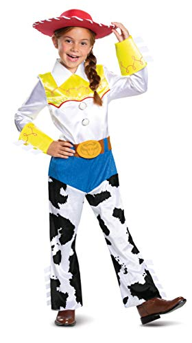 Girl Cowgirl In Toy Story (Disney Pixar Jessie Toy Story 4 Deluxe Girls')
