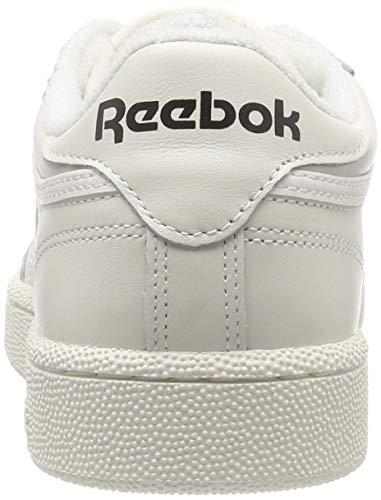 Reebok Scarpe Club C Fitness black Multicolore Bambino vintage Da 85 000 chalk Mu IFIrqwd