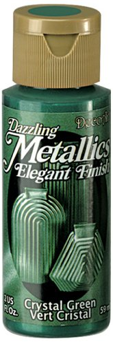 DecoArt Dazzling Metallics 2 Ounce Crystal