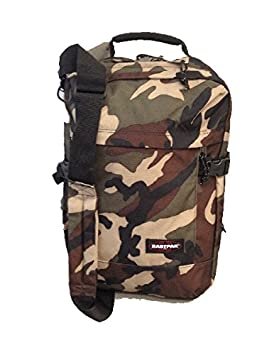 Dos Sac Camouflage À Vert Eastpak Bagages Weaber nwEaPq7n0