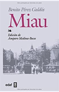 Miau (Spanish Edition)
