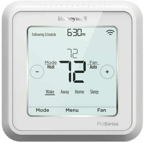 Honeywell TH6320ZW2003 T6 Pro Series Z-Wave Stat Thermostat & Comfort Control, Smart Home