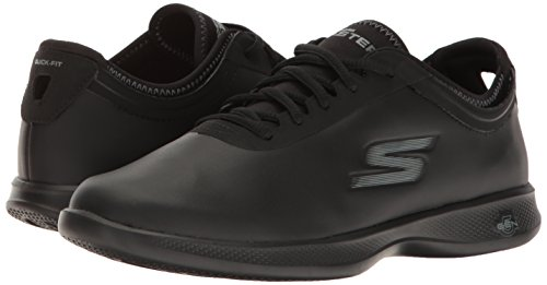 Negro Skechers Walking Women's Ovation Step Shoe Lite Performance Go 88qxwrg