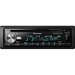 Pioneer DEH-X6800BS CD Receiver with MIXTRAX, Bluetooth and SiriusXM Ready