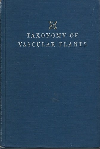 Taxonomy of Vascular Plants