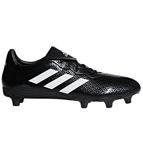 adidas Engage AG All Ground Mens Rugby Union Boot Black/White - US 10.5 ()