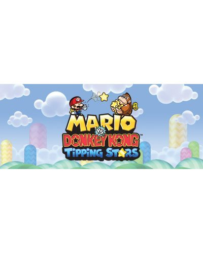 Mario vs. Donkey Kong: Tipping Stars - 3DS [Digital Code]