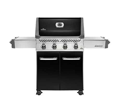 Napoleon Grills Prestige 500 Midnight Black Natural Gas Grill