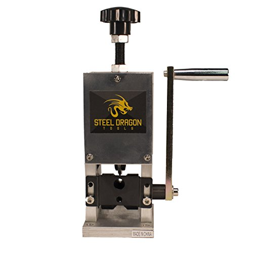 Steel Dragon Tools WRA15 Benchtop Automatic Wire Stripping Machine Strip Scrap Copper Wire by Steel Dragon Tools (Image #3)