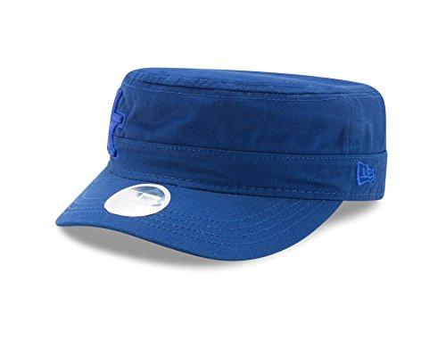 Wildcats Kentucky New Blue (New Era NCAA Kentucky Wildcats Women's Really Radiant Military Cap, One Size, Blue)