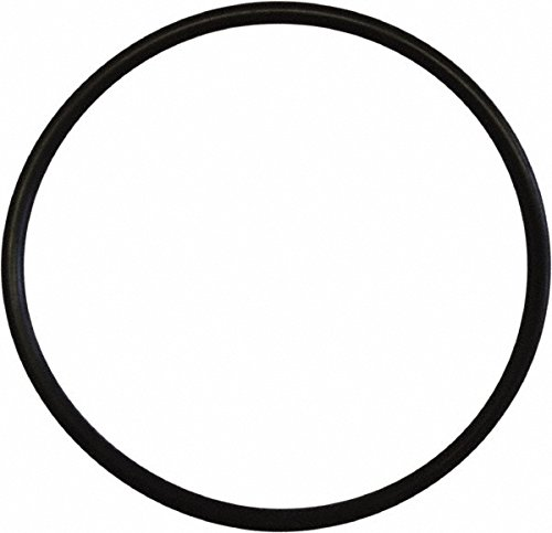 280mm ID x 286mm OD, Fluoroelastomer O-Ring, 3mm Thick, Round Cross Section, 75 Durometer -  Value Collection