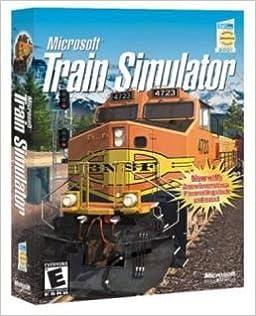 Microsoft Train Simulator: MADE BY MICROSOFT GAME STUDIOS: Amazon