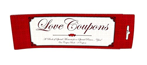 Love Coupon Book, 8 Count ()
