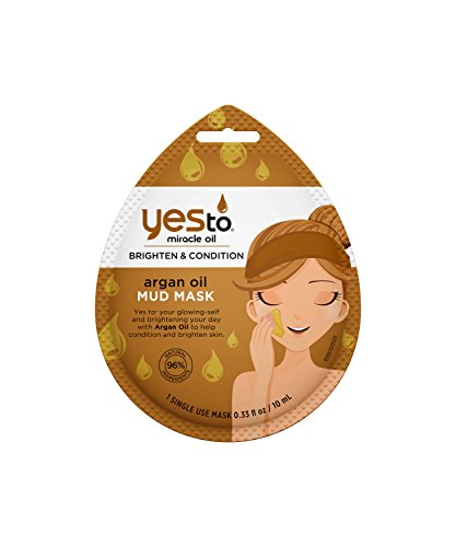 Yes to Miracle Oil Argan Mud Mask