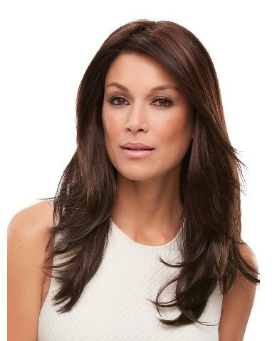 Alessandra SmartLace Monofilament Lace Front Wig by Jon Renau with Travel Size Hair Care Kit- Color 12FS8 by Jon Renau