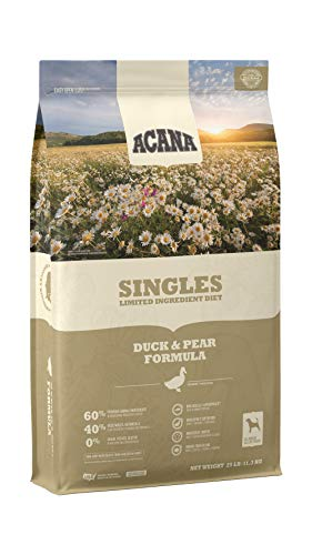 ACANA Singles Limited Ingredient Dry Dog Food,...