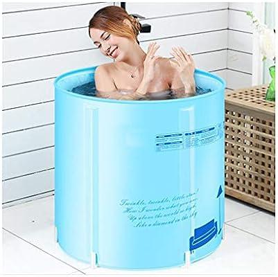 HZTWS Bañera Hinchable baño de Aguas Termales para Adultos ...