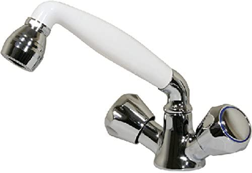 Scandvik Basin Mixer W Pull Out Sprayer