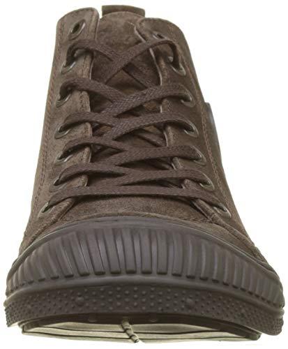 marron Alto Pataugas A Rocker Marron cr F4d Donna Collo Sneaker 800 xqzgwRPqC