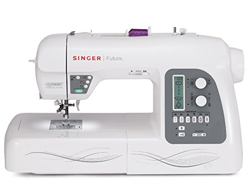 Singer Futura XL 550 64-Watt Sewing and Embroidery Machine