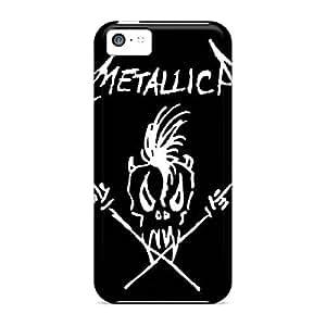iphone 4 /4s Hard phone carrying cases Hot Style Dirtshock metallica