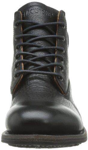 Blackstone Mid Lace Up Gm09 Herren Chukka Stivali Schwarz (nero)
