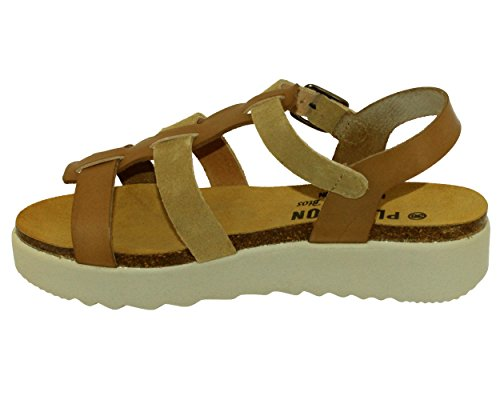 PLAKTON Women's PLAKTON Sandals Women's Fashion YHgqwn7