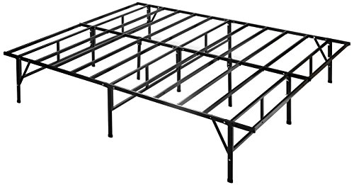 Zinus Dawn 14 Inch Easy To Assemble SmartBase Mattress Foundation / Platform Bed Frame / Box Spring Replacement, Queen