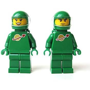 Amazon.com: LEGO Ideas cuusoo Minifiguras Conjunto de 2 PETE ...