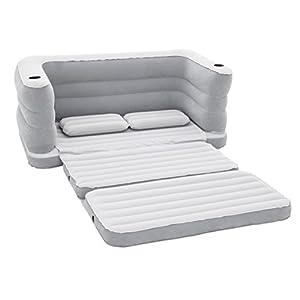 Bestway Multi Max II Outdoor Inflatable Bed, Grey