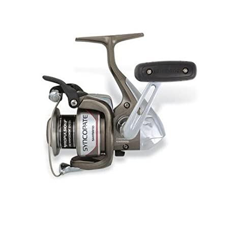 Amazon com : Shimano Syncopate 4000 Front Drag Clam Reel : Spinning