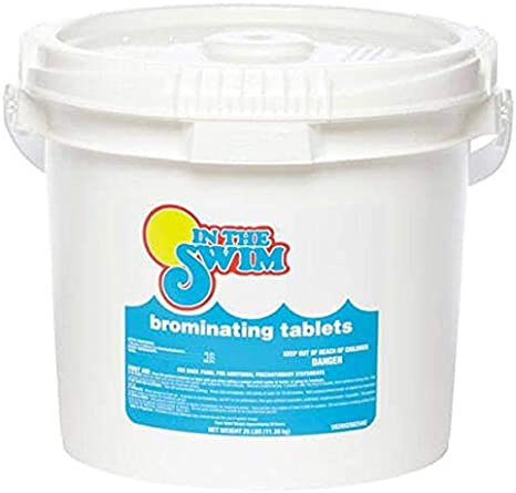 In The Swim Pool and Spa Bromine Tablets - 25 lbs.