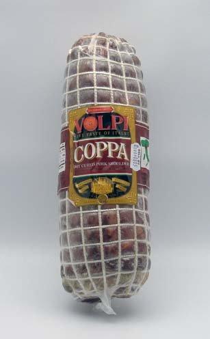 (Sweet Coppa - 3 lb)
