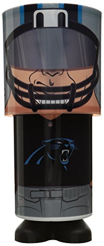 NFL Carolina Panthers Unisex Desk Lamp, One Size