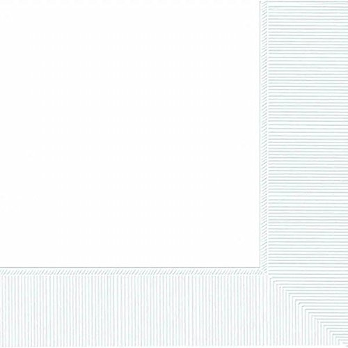 White 2-Ply Dinner Napkins   Party Supply   240 ct.