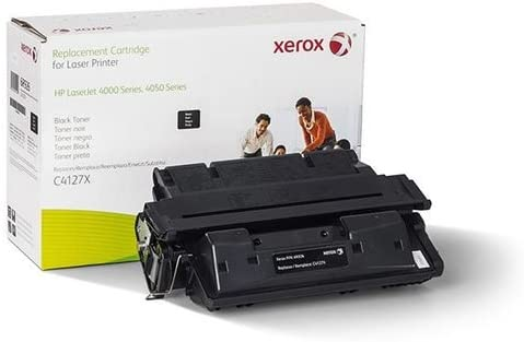 Laser Xerox High Capacity Black Toner Cartridge Black