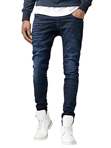 G-Star Raw Men's Revend Skinny, Dark Aged 30/30, used for sale  Delivered anywhere in USA