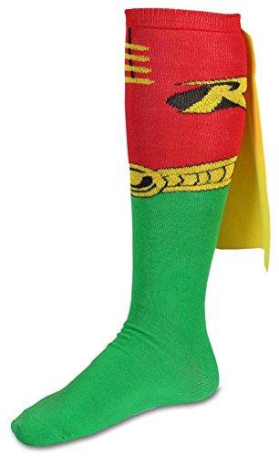Robin Cape Knee High Socks 1 x 1in]()
