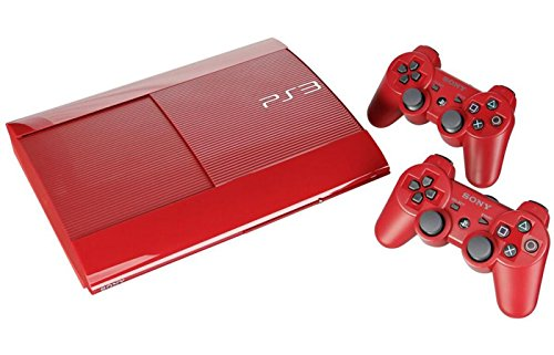 (PS3 500GB Console Red)