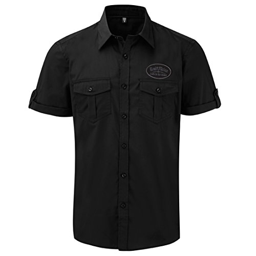 Worker Shirt, Hemd, Rock'n'Roll, Hot Rod, V8, US Car, Pete's Rod Shop