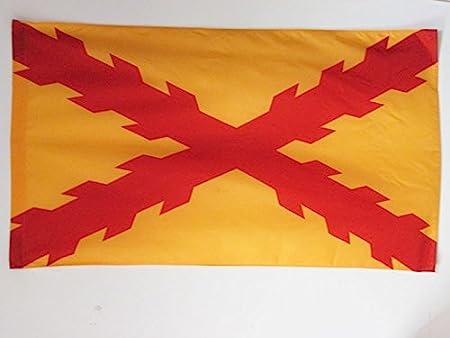 AZ FLAG Bandera de ESPAÑA TERCIOS MORADOS Viejos 150x90cm para ...
