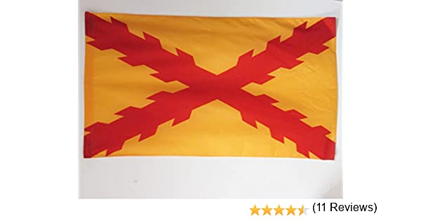 AZ FLAG Bandera de ESPAÑA TERCIOS MORADOS Viejos 150x90cm para Palo - Bandera Ejercito ESPAÑOL 90 x 150 cm: Amazon.es: Hogar
